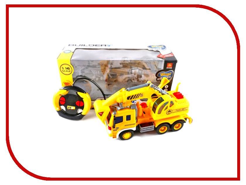 Игрушка Shantou Gepai Грузовая машина WY1003 игрушка shantou gepai машина перевертыш 666 858