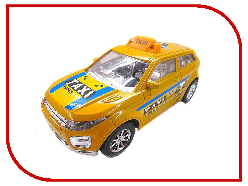 Машина Shantou Gepai Такси A300-3 машинки autotime машина lada 2104 такси