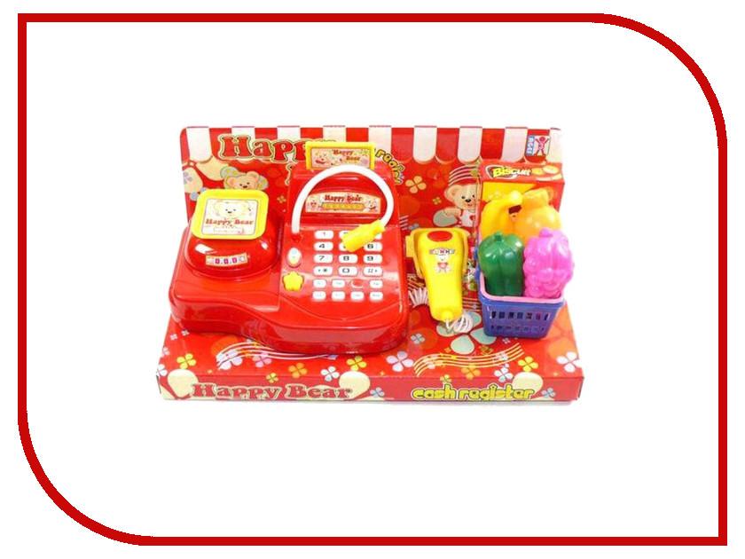 Игра Shantou Gepai Касса с микрофоном 009A shantou gepai игрушка пластм касса электронная продукты сканер shantou gepai