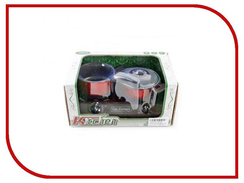 Игра Shantou Gepai Набор плита с посудой 5816A