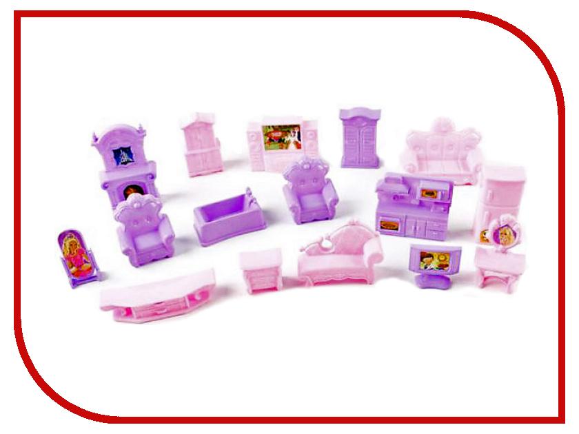 Игра Shantou Gepai Набор мебели для куколки 944 игровые наборы shantou gepai игровой набор