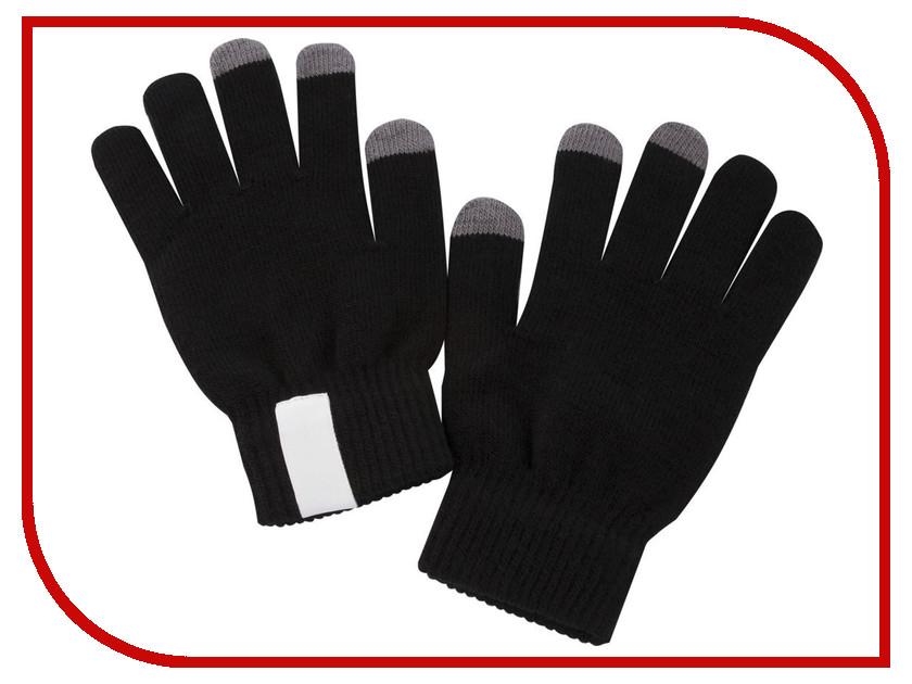 Теплые перчатки для сенсорных дисплеев Проект 111 Scroll Black 2793.30