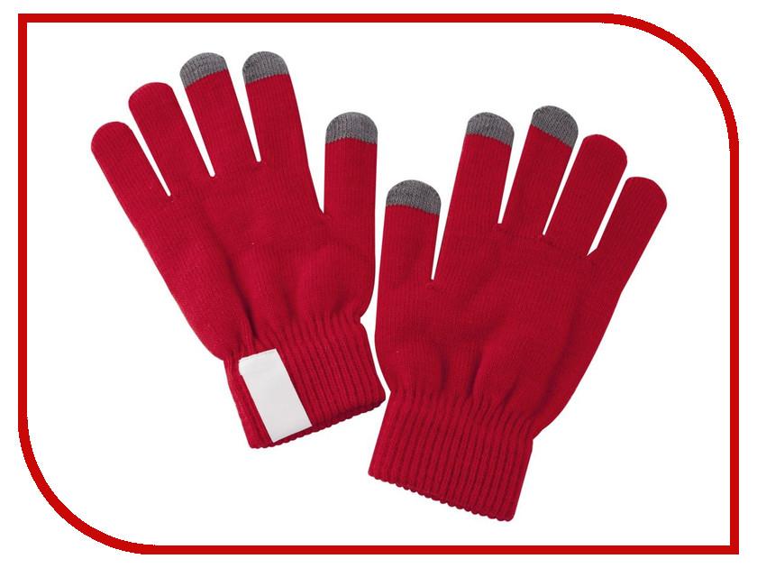 Теплые перчатки для сенсорных дисплеев Проект 111 Scroll Red 2793.50 kenneth cole 10026782