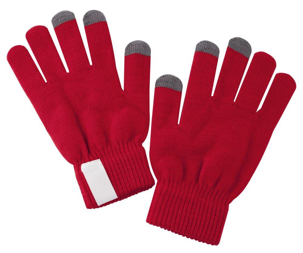 Теплые перчатки для сенсорных дисплеев Проект 111 Scroll Red 2793.50