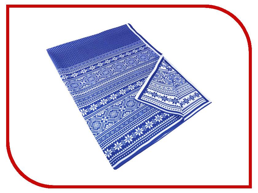 Плед Teplo Скандик Blue Cornflower 2200.44 oasis скандик 5907 13