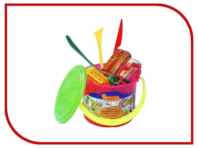 Набор для лепки JOVI пластилин 6 цветов 300г 14 jovi набор мягкой пасты и аксессуаров для лепки огород