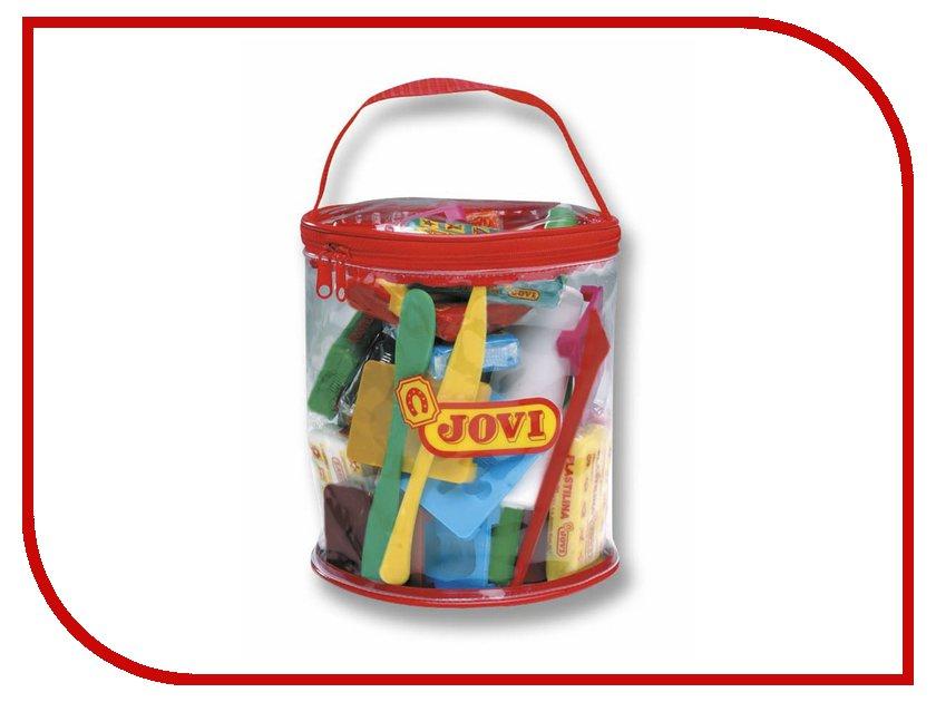 Набор для лепки JOVI пластилин 12 цветов 600г 340 jovi набор мягкой пасты и аксессуаров для лепки огород