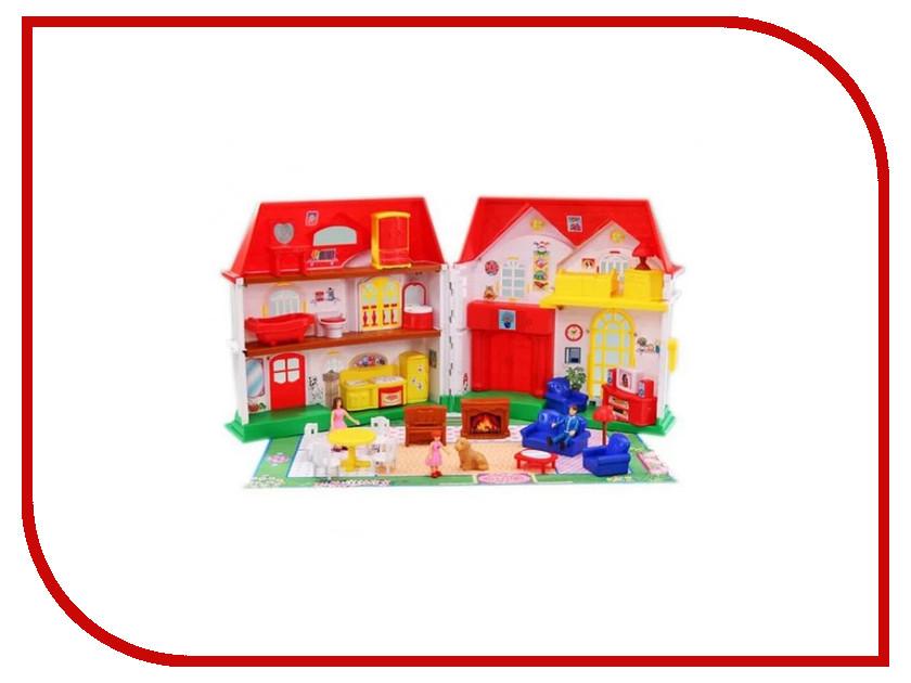 Игра Shantou Gepai Дом с фигурками 2801 дом для кукол shantou gepai дом с мебелью 897