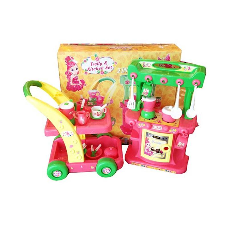 Кухня Shantou Gepai / Наша игрушка HC01C