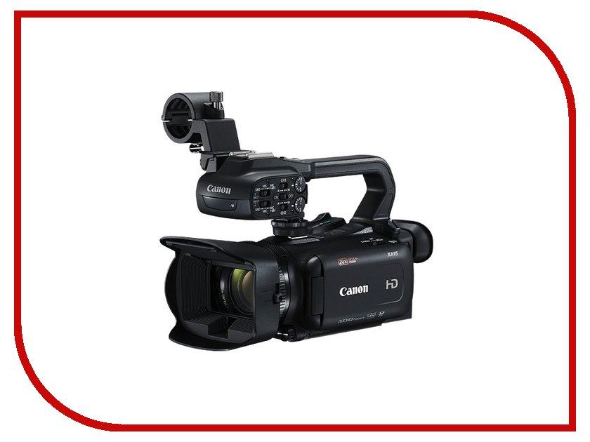 Видеокамера Canon XA15 цена