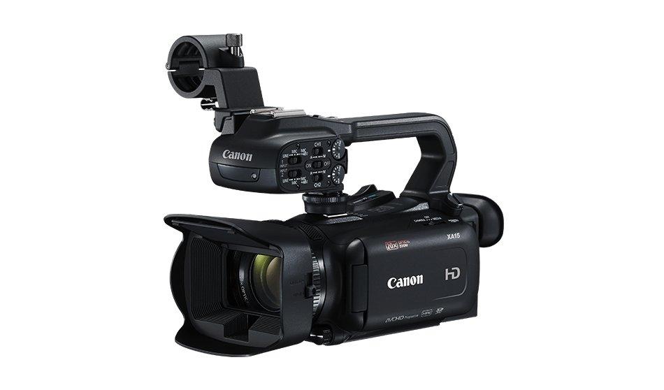 Видеокамера Canon XA15 стоимость