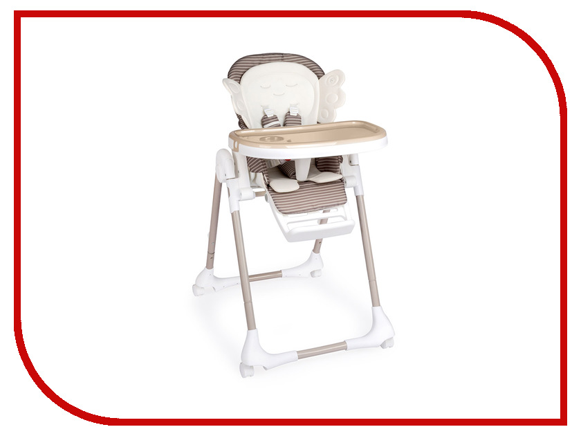 Стул Happy Baby Wingy Brown 4690624021220 стул барный leon brown