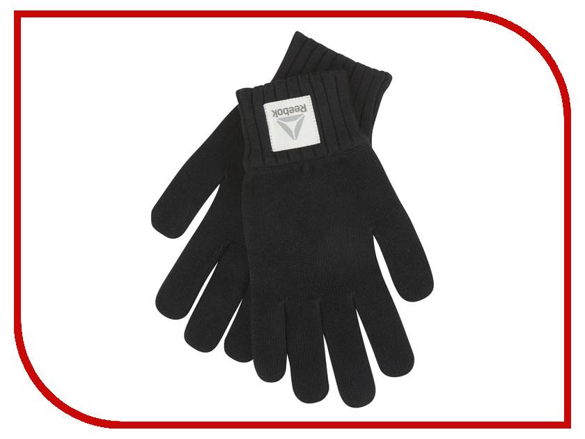 цены Перчатки Reebok Actron Knitted Black 5739.30