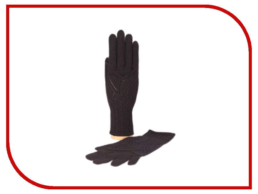 Перчатки Проект 111 Paris Black Z36115.30