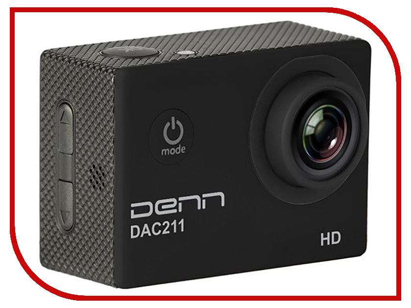 Экшн-камера Denn DAC211 panasonic экшн камера