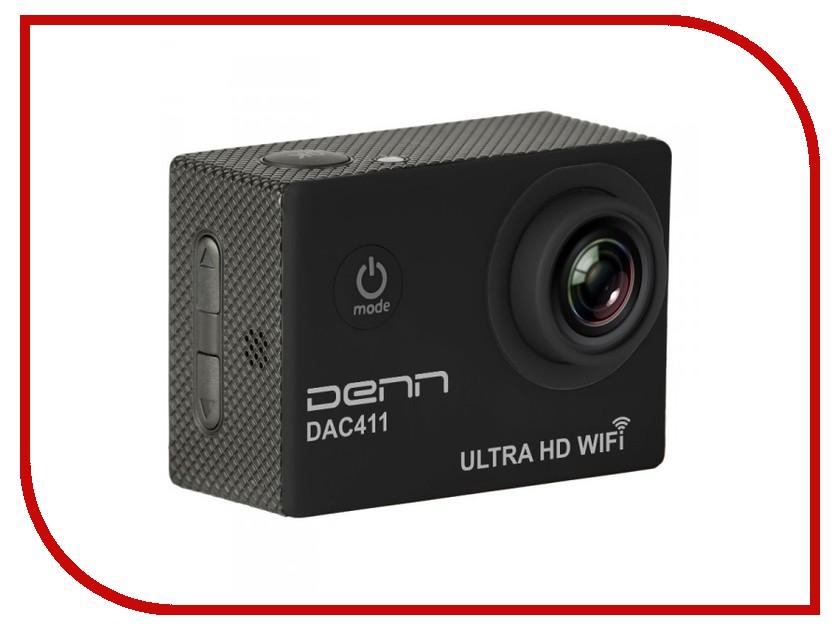 Экшн-камера Denn DAC411 hp ac100 экшн камера