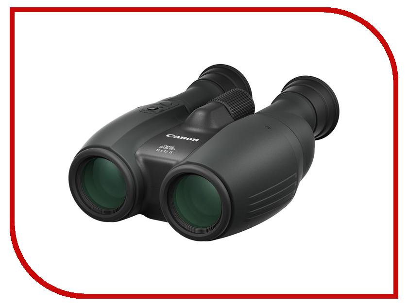 Бинокль Canon 12x32 IS бинокль levenhuk sherman 10x50