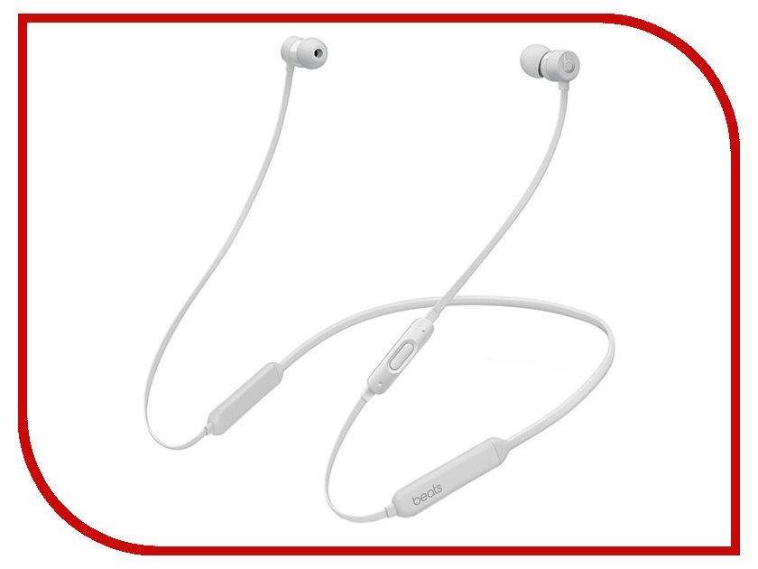 Beats BeatsX Earphones Matte Silver MR3J2ZE/A