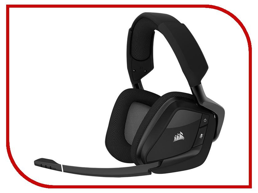 Corsair Gaming Void PRO RGB Wireless Dolby 7.1 Carbon CA-9011152-EU стихи pro 2018 01 20t21 00