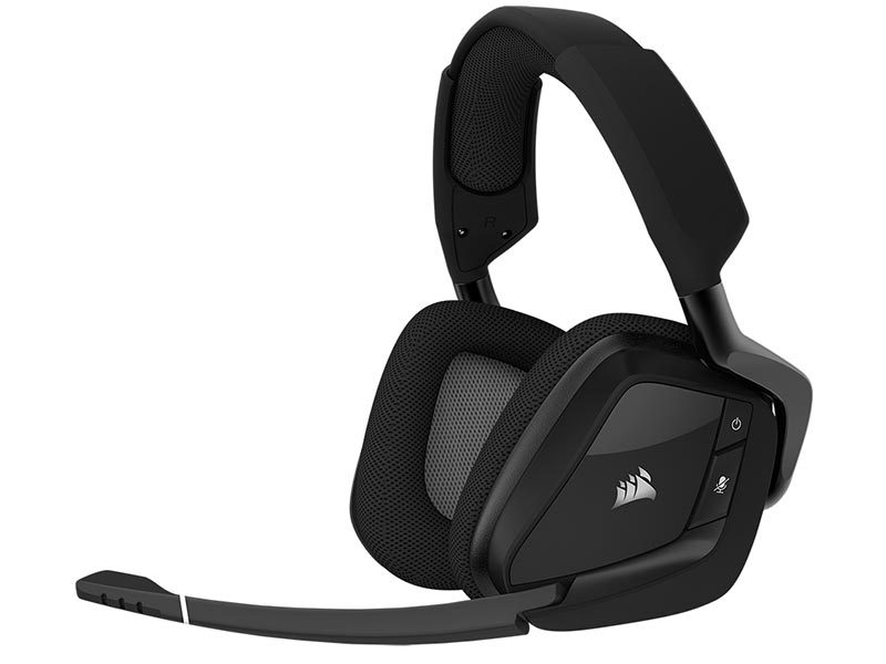 Corsair Gaming Void PRO RGB Wireless Dolby 7.1 Carbon CA-9011152-EU avid dolby surround tools