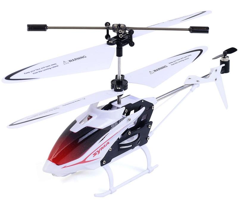 Вертолет Syma S5 White