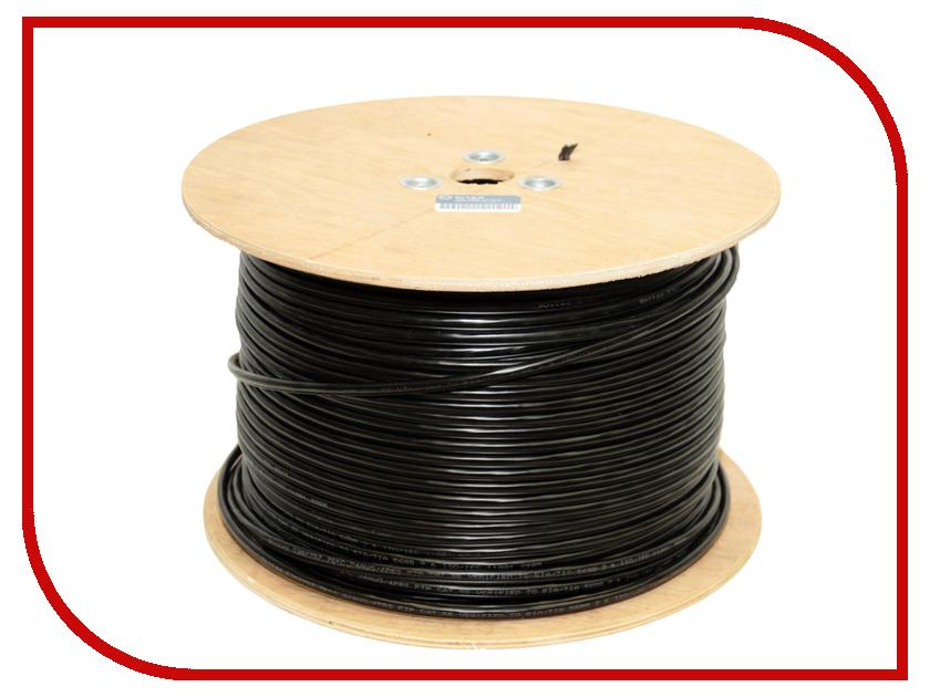 Сетевой кабель 5bites FTP / SOLID / 5E / 24AWG / COPPER / PE / OUTDOOR / DRUM / 305M FS5525-305BE сетевой кабель 5bites ftp solid 5e 24awg copper pe outdoor messenger drum 305m black fs5505 305ce m