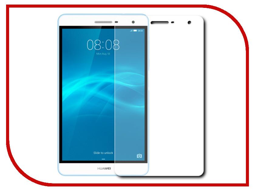 Аксессуар Защитная пленка для Huawei Mediapad T2 7.0-inch Red Line УТ000013382 silicon pu leather case for huawei mediapad m3 btv w09 btv dl09 8 4 inch smart sleep case cover tablet flip shell funda capa