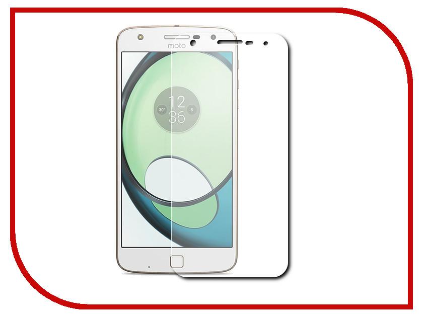 Аксессуар Защитное стекло для Motorola Moto Z Play Red Line Tempered Glass УТ000011531 аксессуар защитное стекло motorola moto z play onext 41181