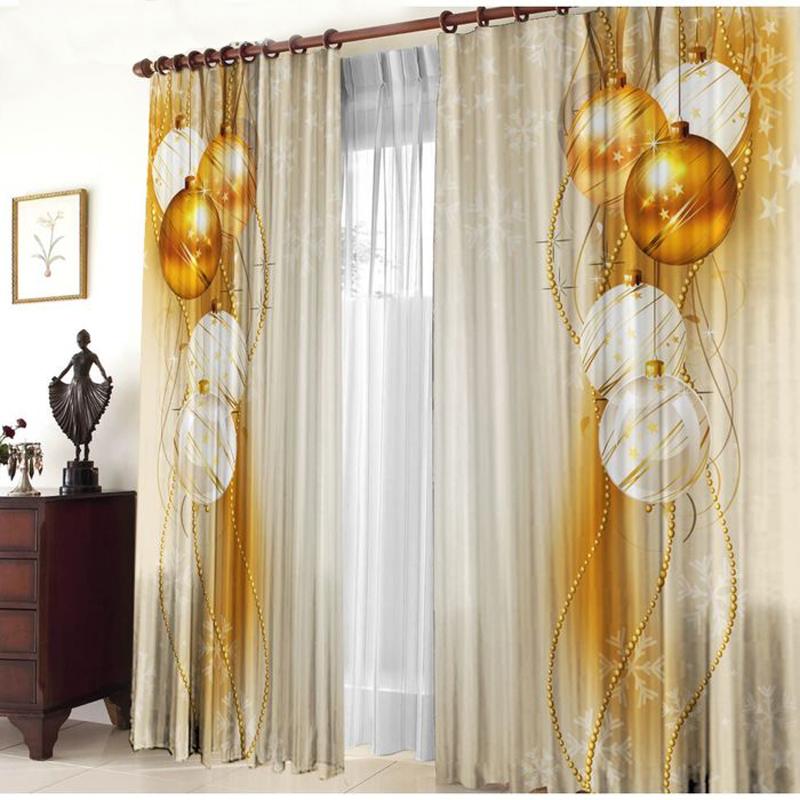 Комплект штор Тамитекс Золотая нить 145x270cm 2601593
