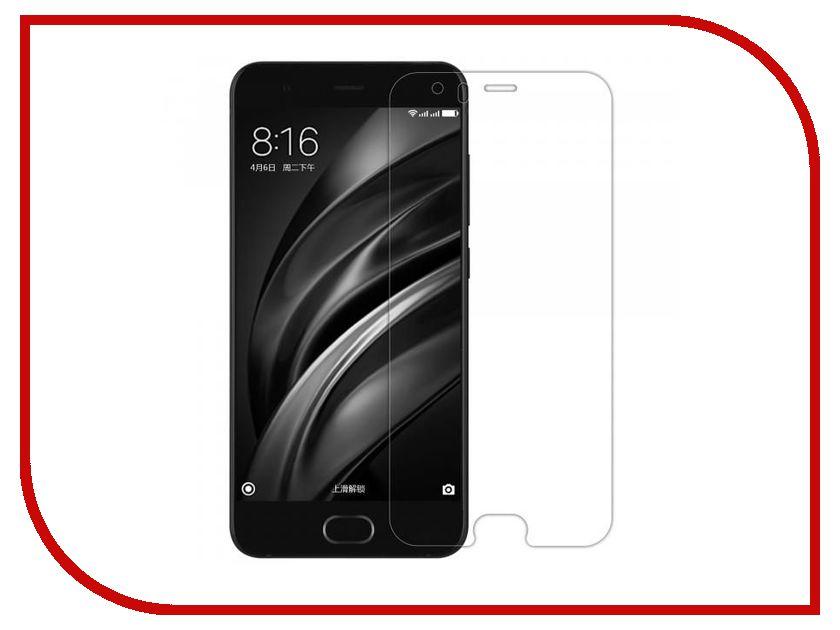 Аксессуар Защитное стекло Xiaomi Mi6 Red Line Tempered Glass аксессуар защитное стекло xiaomi redmi note 3 5 5 red line tempered glass