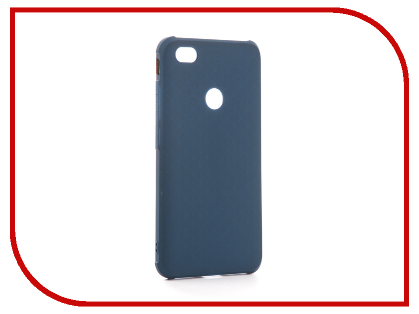 Аксессуар Чехол Xiaomi Redmi Note 5A 3Gb+32Gb Red Line Extreme Blue аксессуар защитное стекло xiaomi redmi note 3 5 5 red line tempered glass