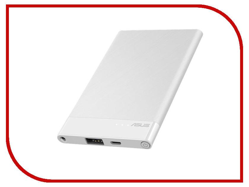Аккумулятор ASUS ZenPower ABTU015 Li-Pol 4000mAh 2.4A White 90AC02C0-BBT011 мобильный аккумулятор asus zenpower abtu011 li ion 10050mah 2 4a золотистый 2xusb