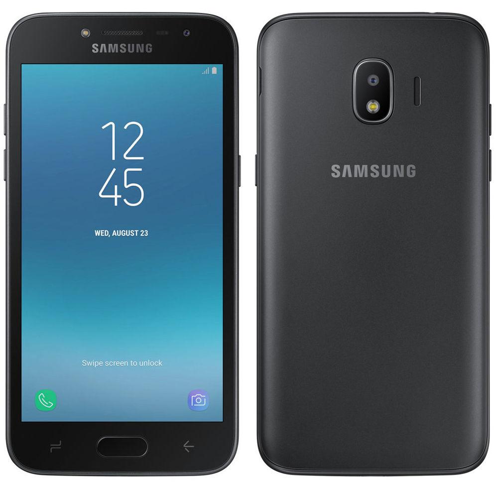 Сотовый телефон Samsung SM-J250F/DS Galaxy J2 2018 Black аксессуар защитное стекло для samsung sm j250f galaxy j2 2018 0 26mm krutoff 02600