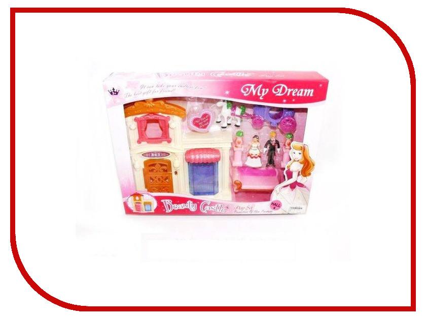 Кукольный домик Shantou Gepai Дом с фигурками SG-2949 окарина sg 12