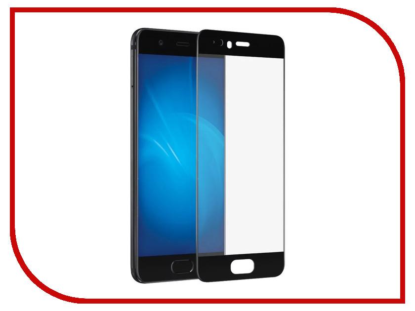 Фото Аксессуар Защитное стекло Huawei P10 Red Line Full Screen Tempered Glass Black