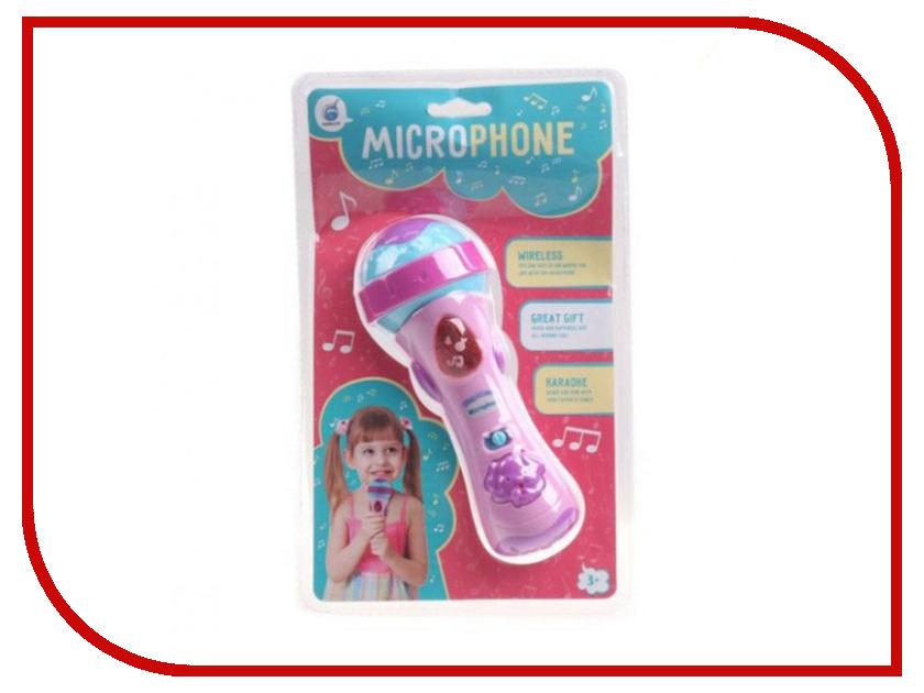Детский музыкальный инструмент Shantou Gepai Микрофон 200010218