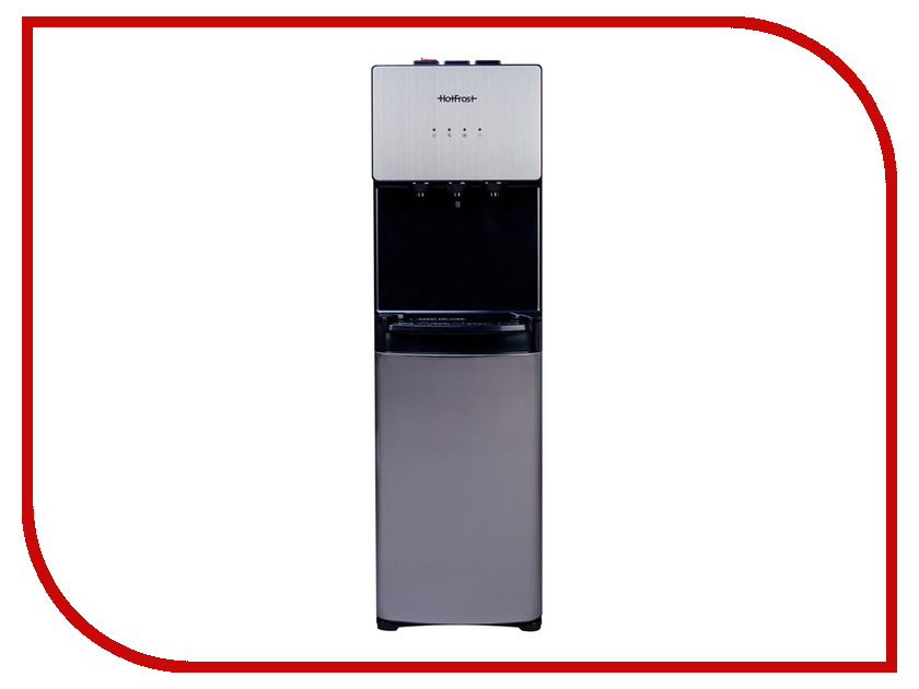 Кулер HotFrost V400AS кулер для воды hotfrost v 802 ce