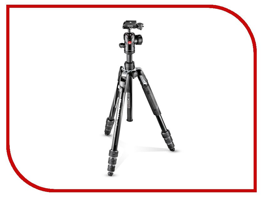 Штатив Manfrotto Befree Advanced Travel Twist MKBFRTA4BK-BH Black