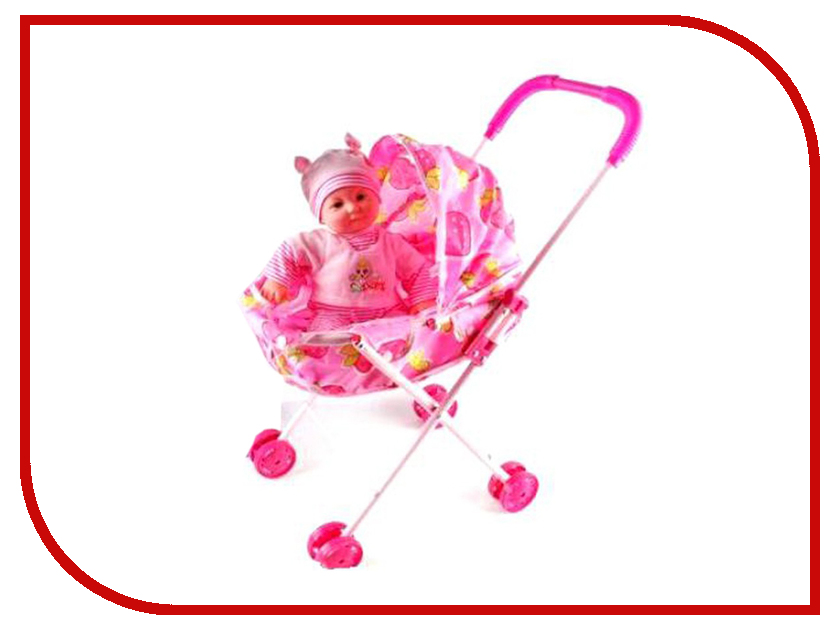 Кукла Shantou Gepai Младенец девочка GF14055 кукла младенец леон 4055b