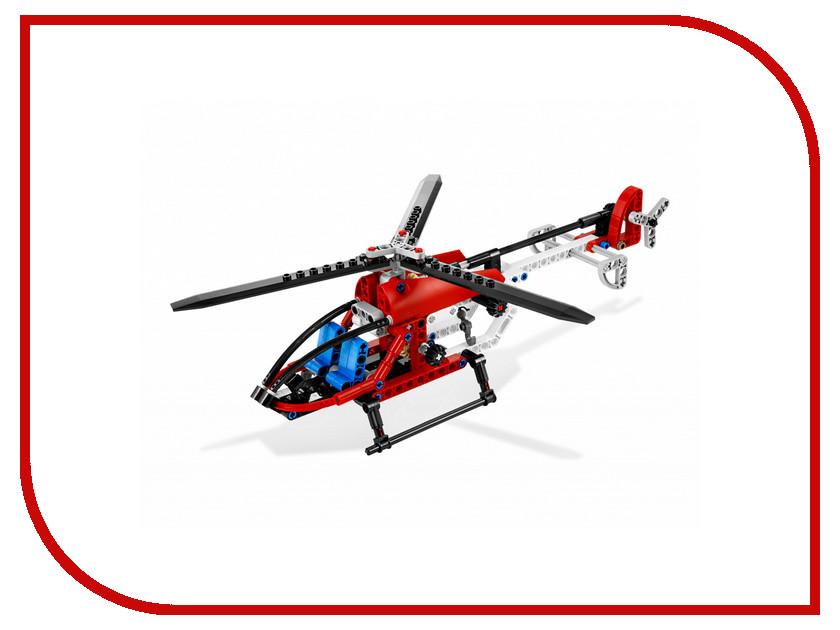 Конструктор Lego Technic 8046 конструктор lego technic бульдозер 42071
