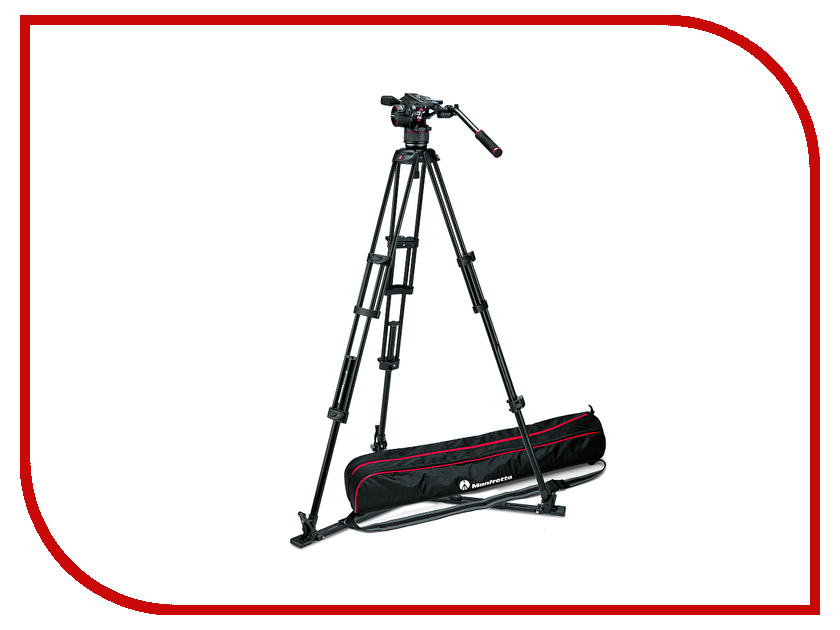 Штатив Manfrotto 546GB MVHN8AH MVKN8TWING with 577 mvmxproa4577 manfrotto