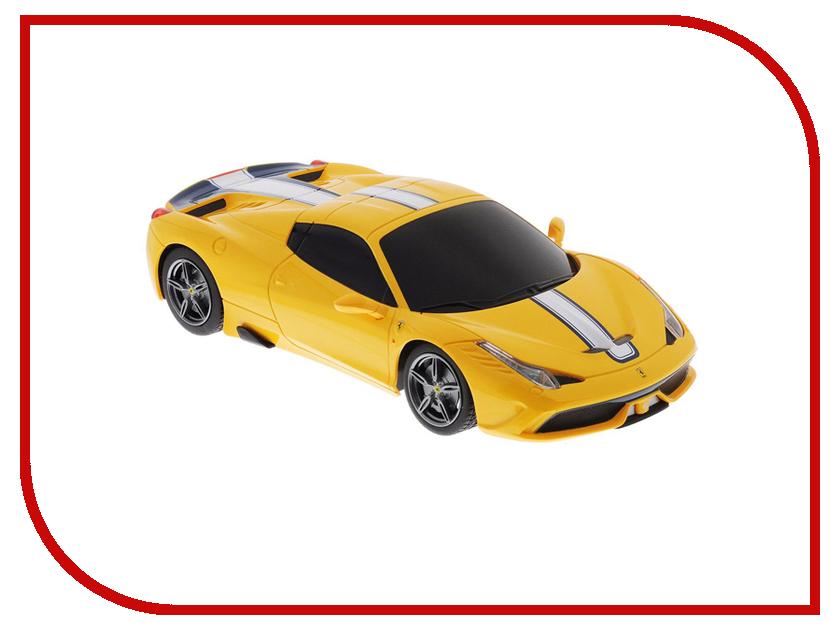 Игрушка Rastar Ferrari 458 spesiale A 1:24 Yellow 71900