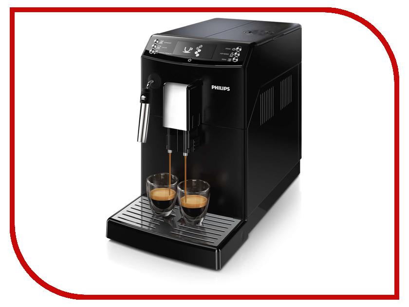 Кофемашина Philips EP 3519 кофемашина автоматическая philips hd 8649 01