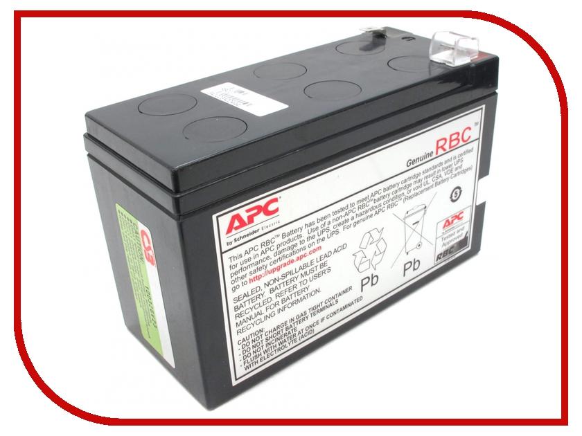 Аккумулятор для ИБП APC RBC17 карта управления и мониторинга apc ap9631