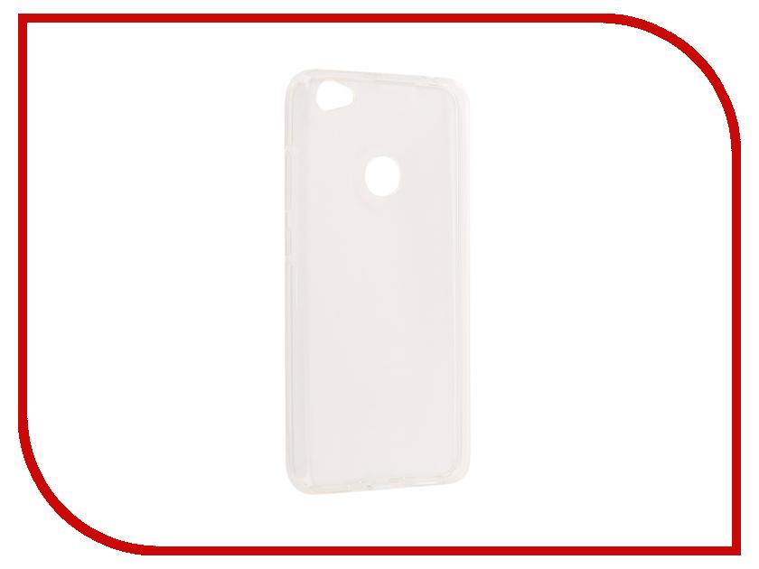Аксессуар Чехол Xiaomi Redmi Note 5A Prime iBox Crystal Silicone Transparent prime book чехол для xiaomi redmi note 4x black
