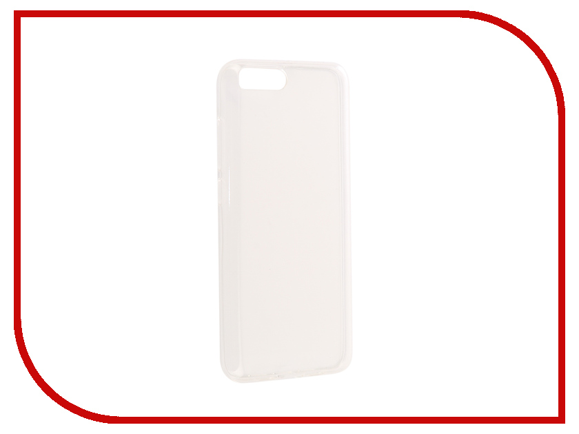 Аксессуар Чехол Xiaomi Mi6 iBox Crystal Silicone Transparent