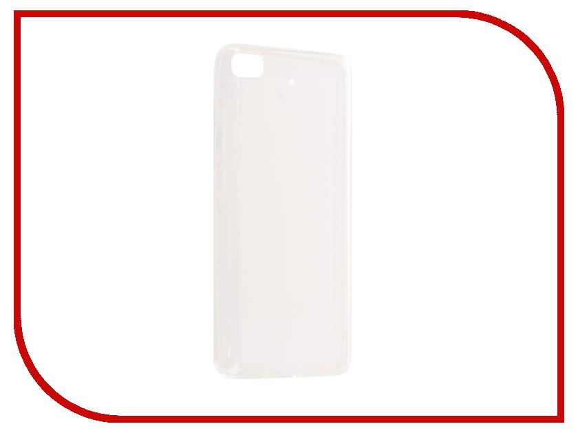 Аксессуар Чехол Xiaomi Mi5S iBox Crystal Silicone Transparent аксессуар чехол htc desire 825 ibox crystal grey