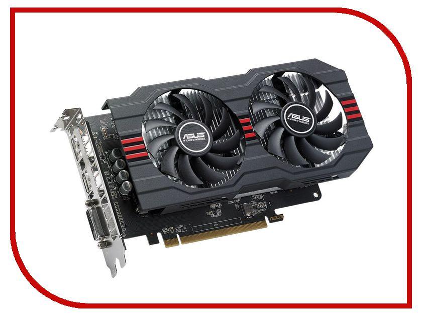 Видеокарта ASUS Radeon RX 560 1149Mhz PCI-E 3.0 4096Mb 6000Mhz 128 bit DP DVI HDMI HDCP RX560-O4G-EVO видеокарта 4096mb asus rx 560 pci e dvi hdmi dp hdcp rx560 4g retail