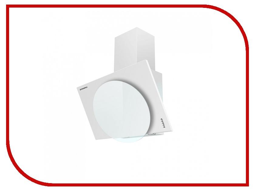 Кухонная вытяжка Maunfeld Tower L Push 60 White-White Glass вытяжка maunfeld tower l push 60 white