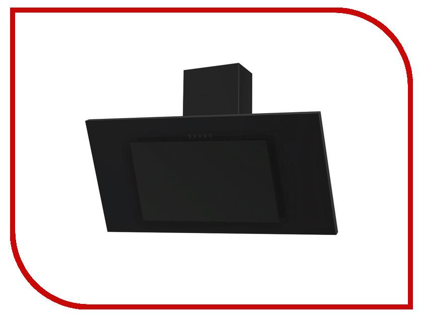 Кухонная вытяжка Maunfeld Tower G 90 Black-Black Glass цена и фото